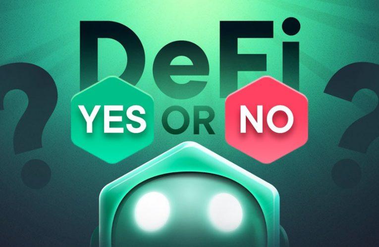 DeFi'manija: finansai be tarpininko arba kam (ne)reikia bankų?