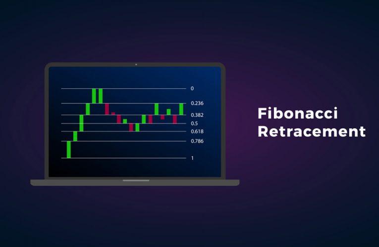 Techninė analizė: Fibonacci atsitraukimo lygiai